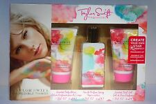 NEW Taylor Swift Incredible Things Fragrance 3 Piece Gift Set