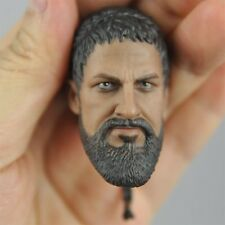 1/6 scale Custom Head Sculpt Roar 300 King Leonidas for ht body