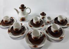 Kaffeegeschirr Kaffeeservice Service 70er Vintage Mitterteich