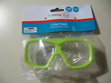 True Living: Child Swimming Mask for child ages 3+, Brand New & Sealed