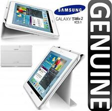 GENUINE SAMSUNG GALAXY TAB 2 10.1 P5100 / P5110 WHITE BOOK CASE COVER FLIP STAND