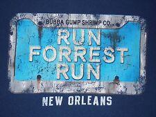 Bubba Gump Shrimp Co.New Orleans Run Forrest Run Stop Forrest Stop T-Shirt Men M