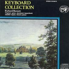 Keyboard Collection: Virginals, Spinet, Clavichord, Harpsichord, Chamber Organs,