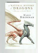 MARIE BRENNAN tpb A Natural History of Dragons A Memoir by Lady...