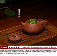 Yixing Teapot Dragon sand Capacity Purple Clay Tea Pot Cup Kettle Handmade Gift