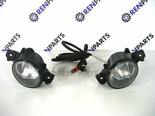 Renault Clio II PH2 2001-2006 Fog Light Upgrade Kit + Wiring Loom Sport 172 182