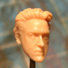 """MH143 Custom Cast Sculpt part Male head cast for use with 3.75"""" action figures"""