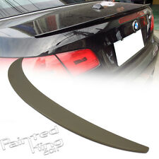 SHIP FROM LA! BMW 3er E93 Convertible Performance P-type trunk spoiler Unpainted