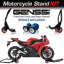 Pro Bike Stand Kit Front & Rear Lift Spool Package for Honda CBR1000RR 2004-2016