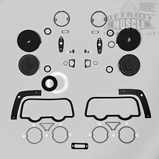 DMT MOPAR B Body 1968 Dodge Charger Exterior Paint Gasket Set Seals Taillight