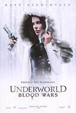 Underworld  Blood Wars - original DS movie poster - 27x40 D/S Advance Beckinsale