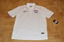 NIKE USA 2014 HOME  MENS SOCCER JERSEY  - MENS SIZE SMALL  donovan dempsey