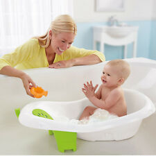 Fisher Price 4-in-1 Sling 'n Seat Baby Infant Newborn Toddler Bathtime Sink Tub