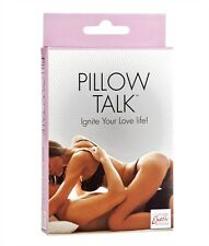 Amazing Fun Desirable Pillow Talk Card Game for Couples