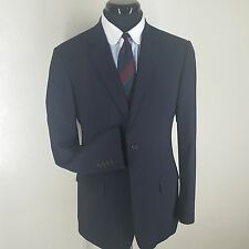 MICHAEL KORS  RECENT MADE IN ITALY DARK BLUE BLAZER 2 BTN CENTER VENT  40 REG