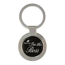 Trust Me I'm The Boss Chunky Keyring manager senior director foreman BNIB
