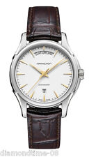 NEW HAMILTON JAZZMASTER DAY DATE AUTOMATIC MEN'S WATCH H32505511