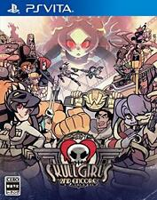 [PS Vita] Skull Girls 2nd encore JAPAN