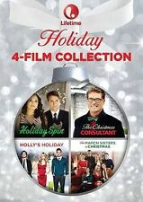 Lifetime Holiday 4-Film Collection [The Christmas Consultant/Holiday Spin/The Ma