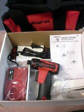 Snap On CTS725 14.4 V Cordless MicroLithium Screwdriver Kit with 2 Batteries NEW