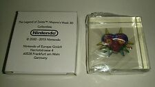The legend of zelda Majora's mask 3D collectible paperweight 3DS Limited edition