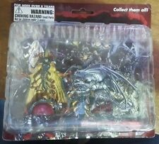 FINAL FANTASY creature TWIN-PACK Trading Figure MORTE sguardo & Bahamut ZERO NUOVO