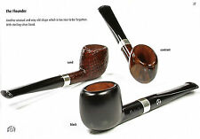RATTRAY'S THE FLOUNDER PIPE SERIES * NEW in BOX * prices: $139-$159