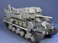 Resicast 1:35 Sherman ARV Mk II conversion kit for TASCA-Asuka M4A4 #351214