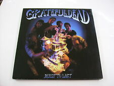 GRATEFUL DEAD - BUILT TO LAST - LP VINYL GERMANY 1989 LIKE NEW CONDITION