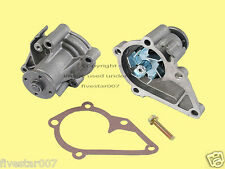 Engine Radiator Cooling Coolant Water Pump w/ Gasket for Hyundai Accent 1.6 DOHC