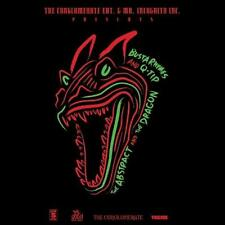 Busta Rhymes and Q-tip - The Abstract and the Dragon Mixtape CD Qtip