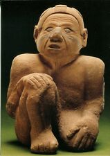 POST CARD FROM THE ART OF THE AMERICAN INDIAN SERIES MISSISSIPPIAN EFFIGY