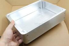 DIY Aluminum Enclosure New Rounded Chassis Amplifier box Preamp / DAC Chassis