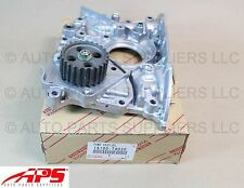 GENUINE TOYOTA CAMRY 95-01, SOLARA 99-01 OIL PUMP 4 cyl 2.2 L OEM 15100-74030