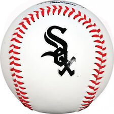 CHICAGO WHITE SOX RAWLINGS BASEBALL Supplied in a Clam-shell Display case