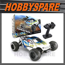 NEW THUNDER TIGER 1:10 TOMAHAWK 4WD NITRO RC STADIUM TRUCK 2.4Ghz TRUGGY BUGGY