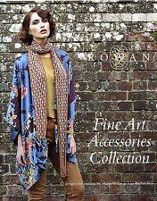 Rowan Fine Art Accessories Collection - Knitting & Crochet Pattern Book - Women