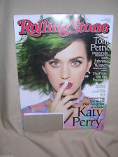 Rolling Stone August 14, 2014 Issue 1215 Katy Perry Conquering The World