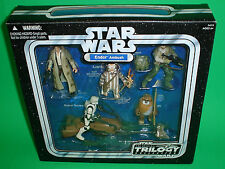 Star Wars 2004 Kenner Vintage Original Trilogy Collection Endor Ambush figures!