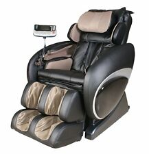 Black Osaki OS-4000T Executive Zero Gravity Massage Chair Recliner Foot Rollers