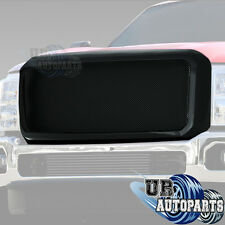 Black Replacement SS Wire Mesh Grille WABS Shell for 11-16 Ford F250 Super Duty