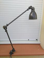 Lampe Atelier grise SANFIL J-L PARIS années 50/60