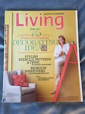 Martha Stewart Living #178 September 2008 Decorating Ideas