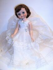 """Vintage Beautiful 1958 Betsy McCall Bride Doll 19"""""""