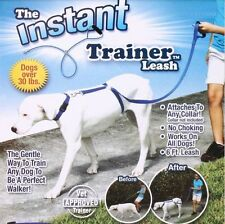Dog Instant Trainer Leash for Pet Dogs Rope Walking Training 30lbs Stop Pulling