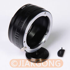 "Pentax K PK Lens to SONY NEX E Mount Adapter with Tripod 1/4"" Mount NEX-7 5 3"