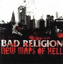 Bad Religion - New Maps of Hell (CD, Jul-2007, Epitaph (USA))