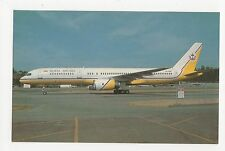 Royal Brunei Airlines Boeing 757-2M8 Aviation Postcard, A699