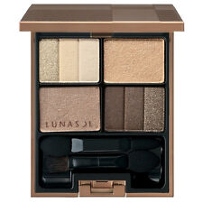 Lunasol Eye shadow Three Dimensional Eyes 01 Neutral beige Kanebo eyeshadow