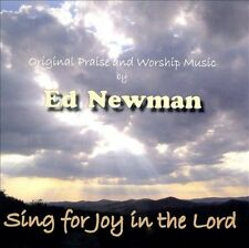 NEW - Sing For Joy In the Lord by Ed Newman